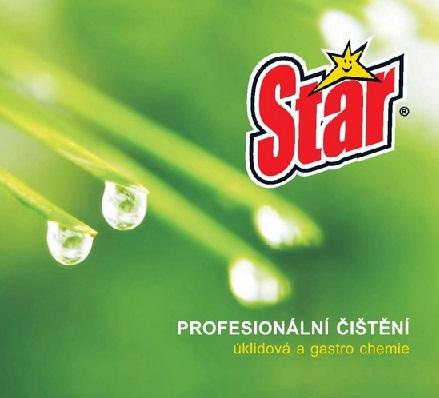 Profi čistící prostředky, drogerie Star - Uherský Brod