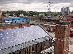 Fotovoltaika ušetří firmě provozní náklady