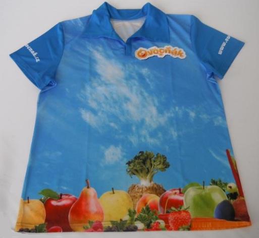 Firemní oblečení, oděvy, trička - digitální potisk textilu nejen pro firmy