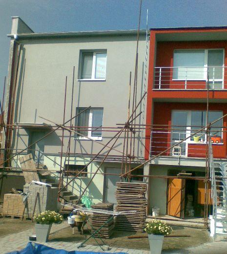 Rekonstrukce domů Zlínský kraj