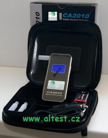 Alkohol tester - prodej digitálních detektorů k měření alkoholu v dechu