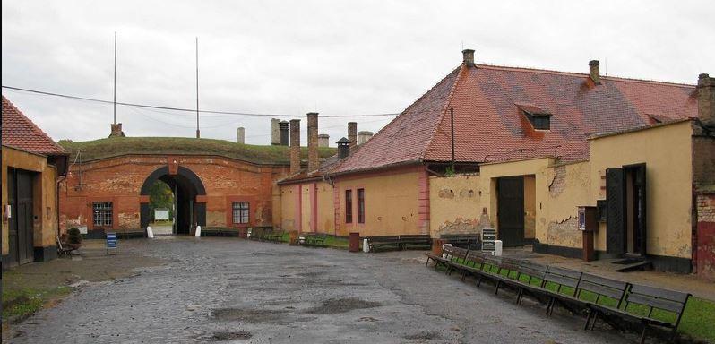 Národní kulturní památka Památník Terezín