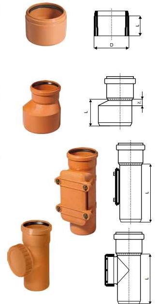 Plastové potrubí, Gebr. Ostendorf - OSMA zpracování plastů, s.r.o.