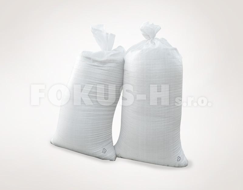 Pytle na obilí (PP bílé), polypropylenové pytle - prodej, dodávka