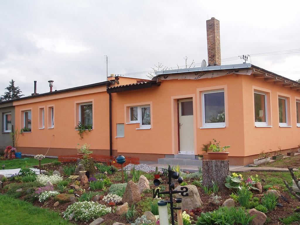Kompletní výstavba domů a chat