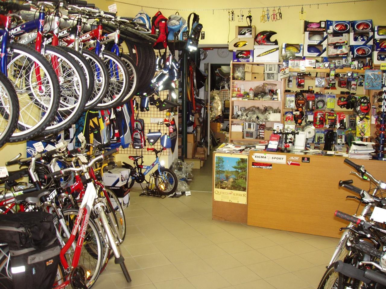 Prodej a servis jízdních kol Uherské Hradiště