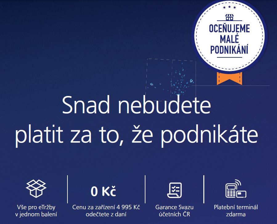 Registrační pokladny Praha - Vaše řešení evidence tržeb