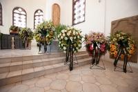 Pohřebnictví, pohřební služba, převoz zesnulých, kremace, rakve, urny