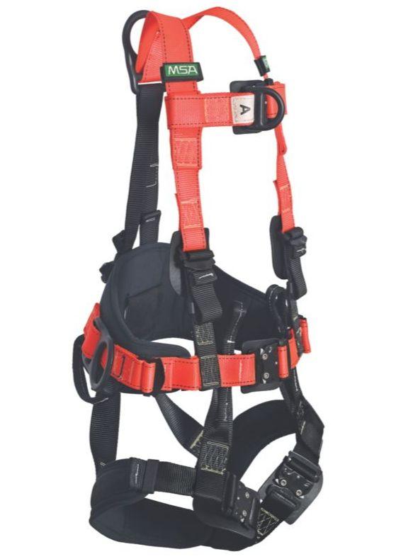Ochrana při práci ve výšce, profesionální vybavení, postroje, lana