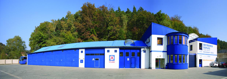 Ověřování tachografů Děčín - autorizované metrologické středisko (AMS)