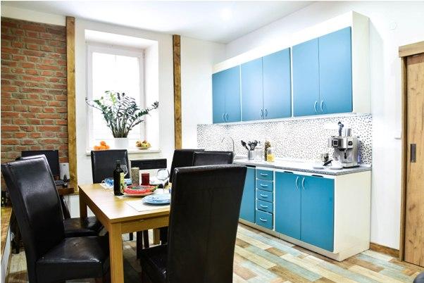 Moderní kuchyně na míru Šumperk - návrh, výroba, montáž