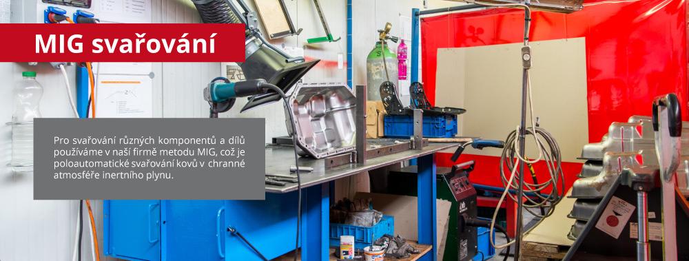 Výroba lisovaných ocelových plechových výlisků Chomutov