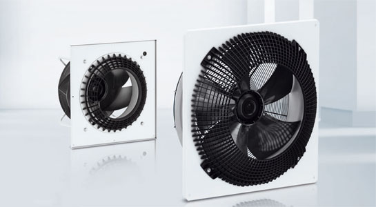 Industrial, centrifugal fans, production, supply - Czech Republic