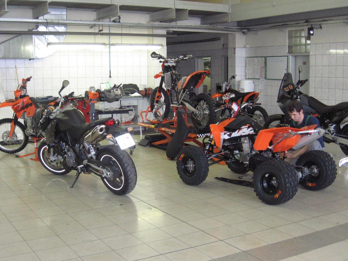 prodej, servis Enduro Brno