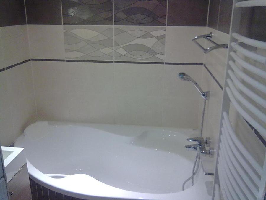 Realizace koupelny Jeseník