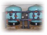 Dezinfekce pitné, užitkové, bazénové nebo odpadní vody plynným chlórem