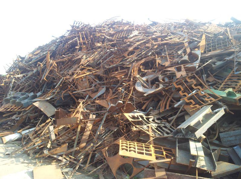 Výkup a zpracování kovového, ocelového a litinového odpadu