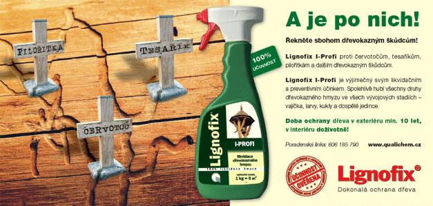 Ochrana a sanace dřeva prodej přípravků proti škůdcům Náchod
