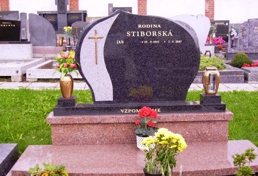 Výroba pomníku a náhrobků Opava