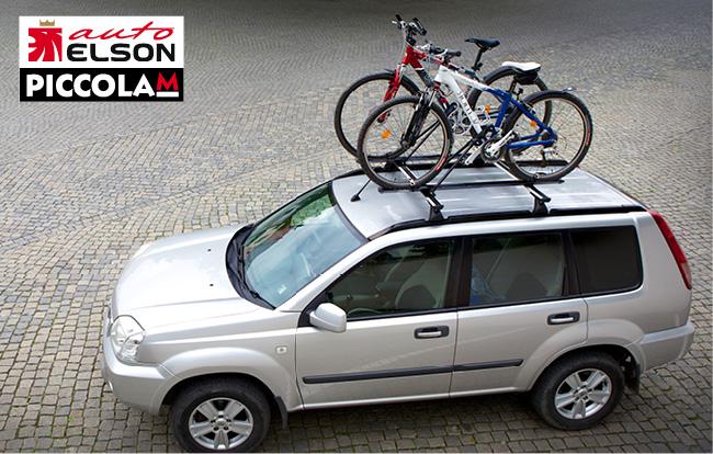 Autoboxy i střešní nosiče kol a lyží jsou ideální pro dovolenou nebo víkendové dobrodružství
