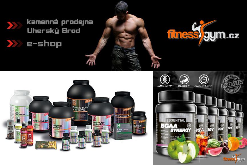 Fitness shop, eshop-zdravá, sportovní výživa, doplňky stravy