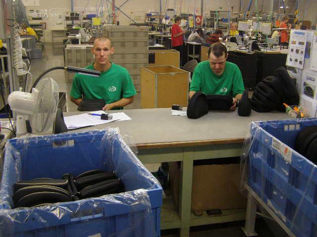 Náhradní plnění pro firmy, ZeNa, chráněná dílna s.r.o.