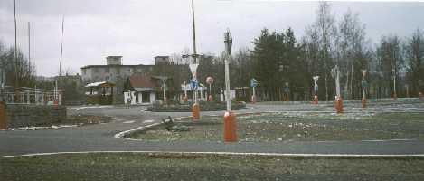 Dětské dopravní hřiště Most