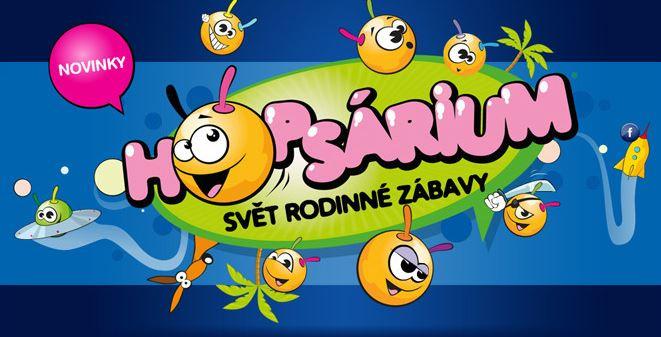 Zábavné centrum pro děti České Budějovice - rodinný park pro vyžití Vašich dětí