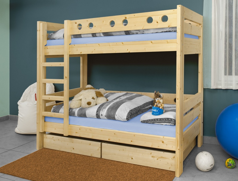 Dřevěné postele Písek, e-shop