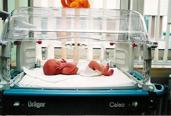 Kvalitní péče pro novorozence v neonatologickém a pediatrickém oddělení Nemocnice Jablonec nad Nisou