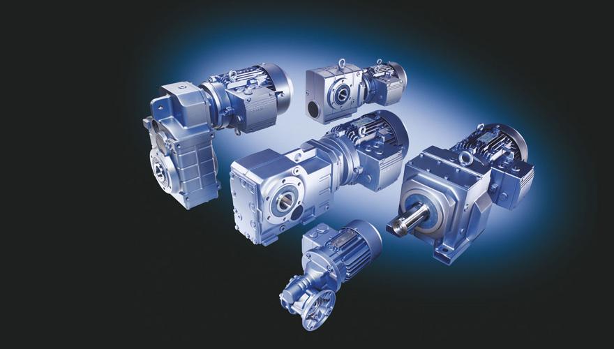 Převodovky Siemens - Flender
