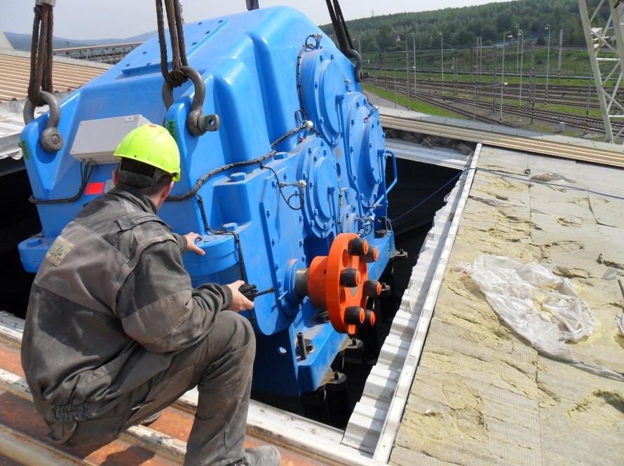 Montáž a opravy technologických celků, strojního zařízení, ocelových konstrukcí, nádrží a potrubních rozvodů