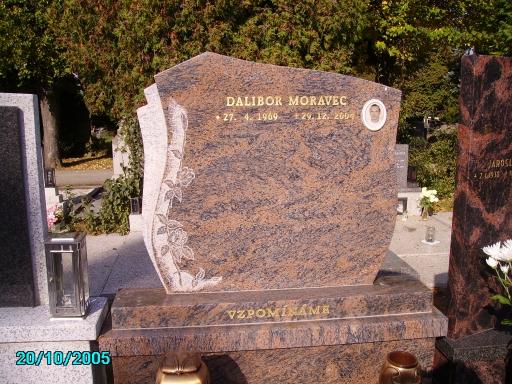 Urnové hroby a pomníky Opava