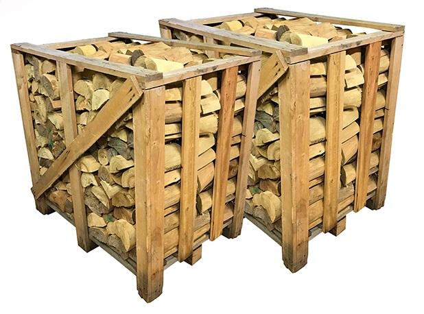 suché akátové dřevo na prodej
