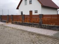 Stavba dřevěné ploty,  Hradec Králové, Praha