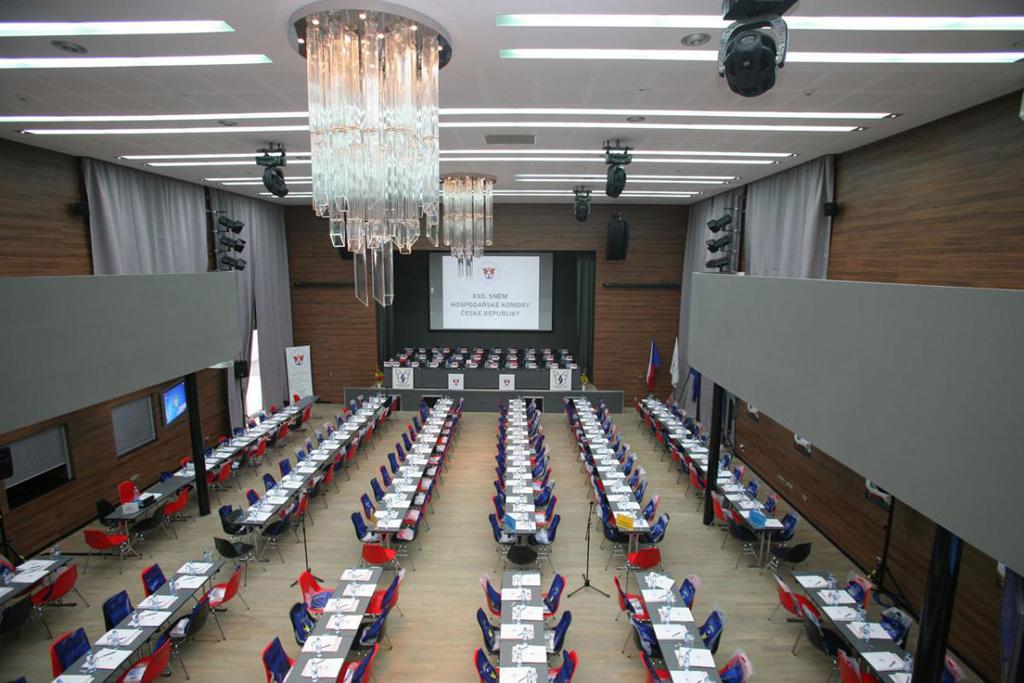 Kongresy a školení Pardubice - kombinace práce a aktivního odpočinku i relaxace