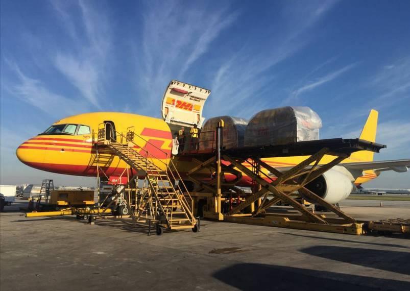 DHL – Logistická společnost pro celý svět - denně spojujeme lidi a zlepšujeme jejich život