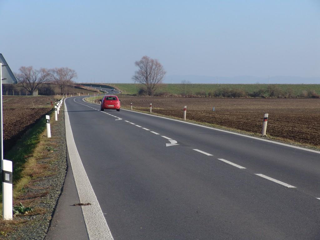 Výstavba silnic a dálnic Prostějov, Olomouc