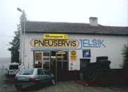 Prodej, montáž, servis pneumatik, vzdušnic Kroměříž