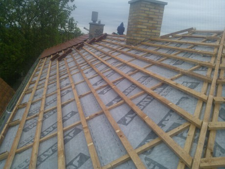 Klempířské, pokrývačské a tesařské práce, střechy na klíč se zárukou na pět let