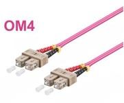 Vlákno OM4 pro rychlý přenos dat