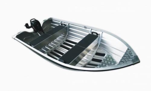 Prodej sériově vyráběných svařovaných pramic a člunů