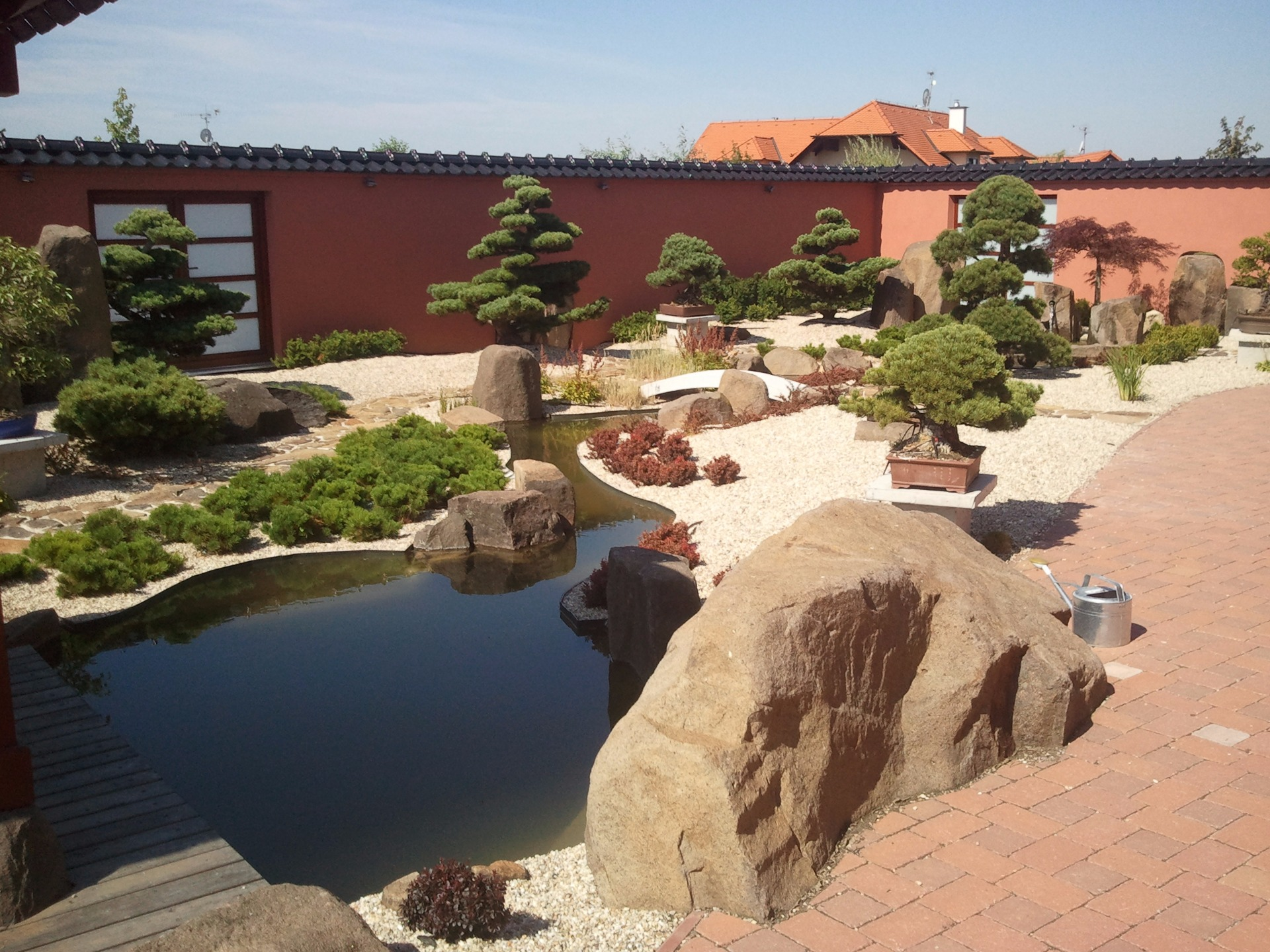 Realizace zahrady, levné bydlení v přírodě-konzultace ohledně financování