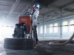 Kompletní opravy a renovace teracové dlažby pro obchodní centra i hypermarkety