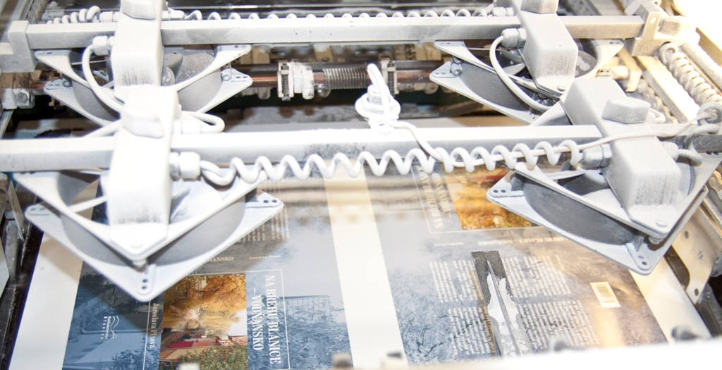 Kompletní tiskařské a knihařské práce Vysočina