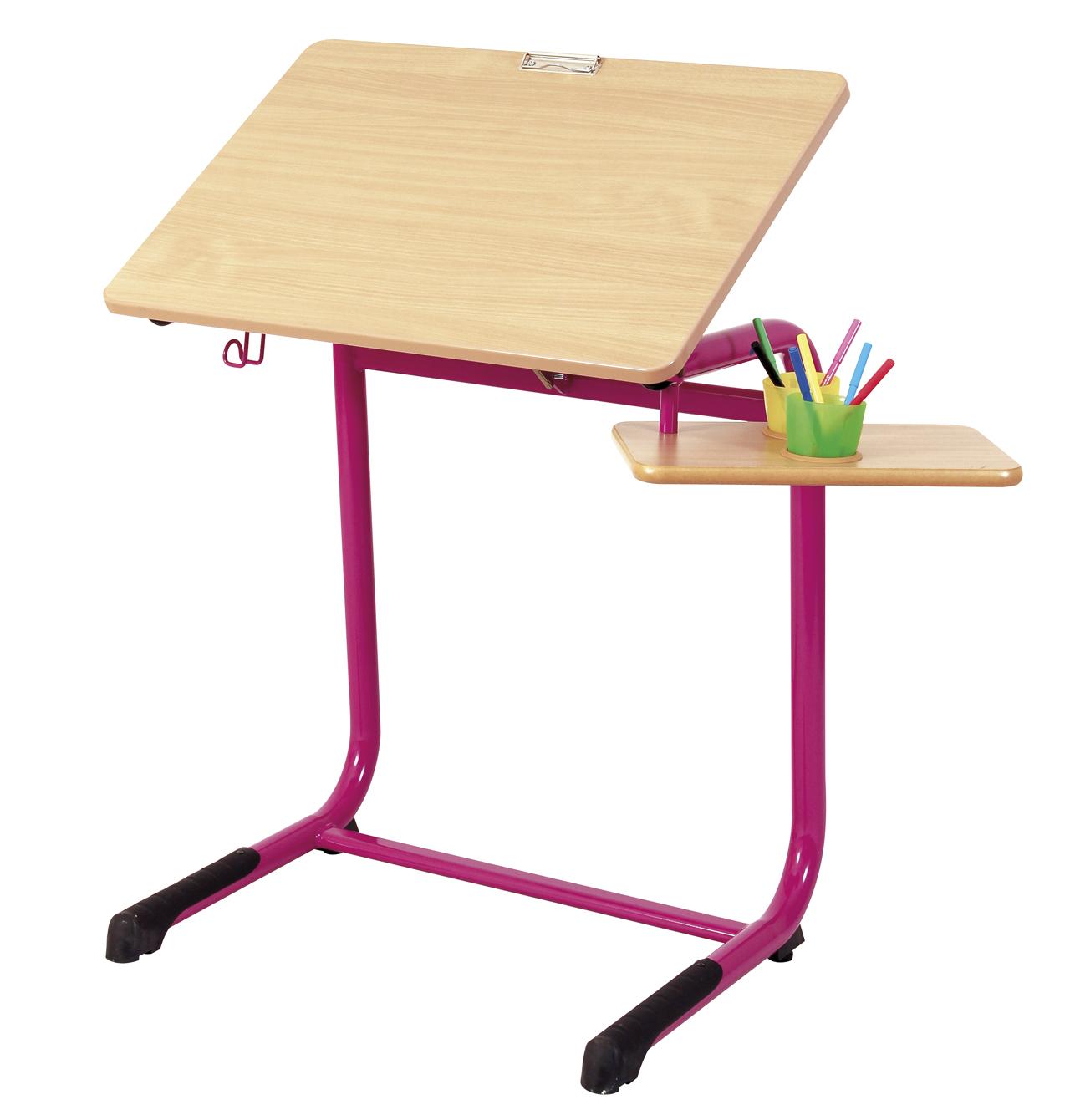 Výškově stavitelné školní lavice - dílenské, žákovské a učitelské stoly