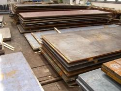 Ocel, ocelové výrobky velkoobchod - tenké i tlusté plechy válcované za tepla