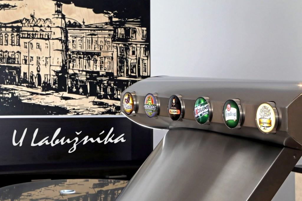 Nekuřácká restaurace s pivnicí U Labužníka Opava - lahodná česká kuchyně a poctivě čepované pivo