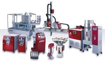 Výroba, oprava a servis strojů na zpracování plastů v automobilovém a elektrotechnickém průmyslu