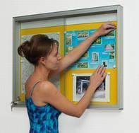Prodej informačních interiérových a exteriérových skříněk